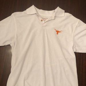 University of Texas collard shirt